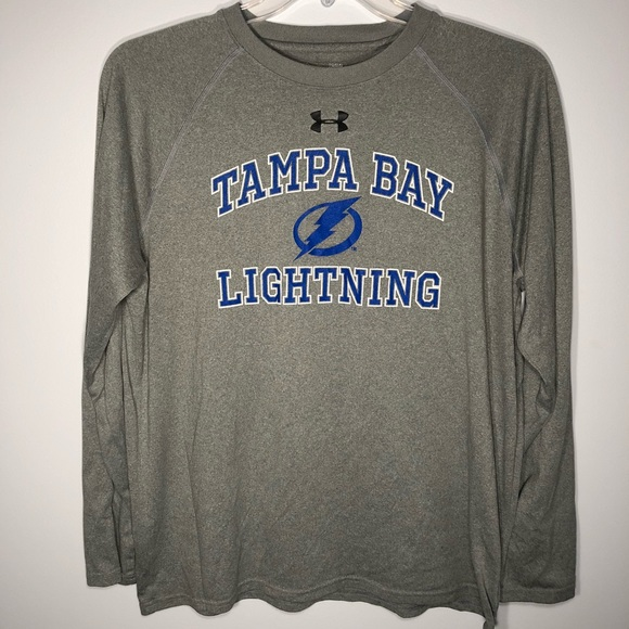 premium selection 32b02 bbc0d Under Armour Tampa Bay Lightening shirt